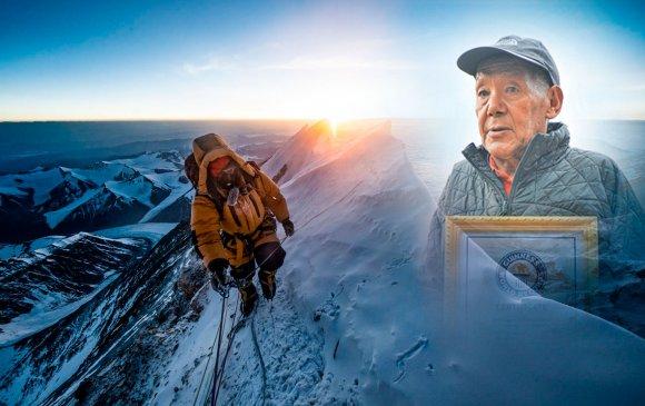 Дэлхийн дээвэрт 10 удаа гарсан уулчин нас баржээ