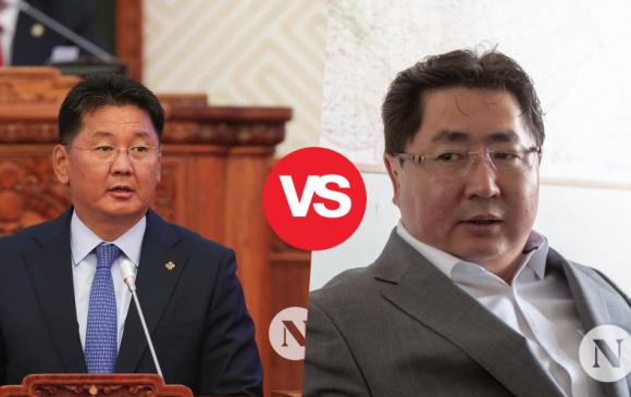Монгол Улсын гадаад өр: У.Хүрэлсүх & Д.Ангар