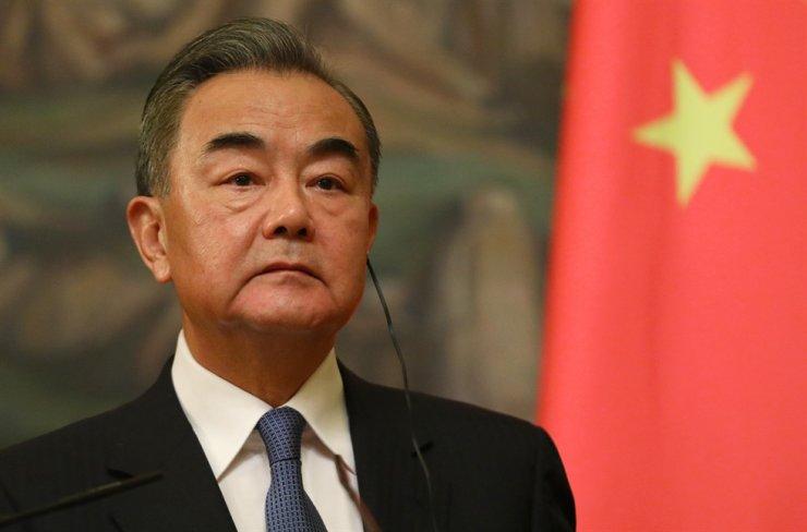 Ван И: АНУ бусад орны хэрэгт оролцохоо болих хэрэгтэй