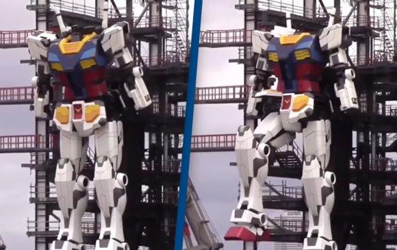 20 метр аварга роботын нээлт аравдугаар сард болно
