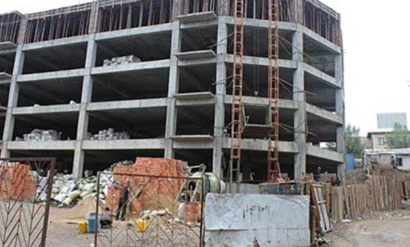 Зөвшөөрөлгүй барилгуудад 200 сая төгрөгийн торгууль ногдуулжээ