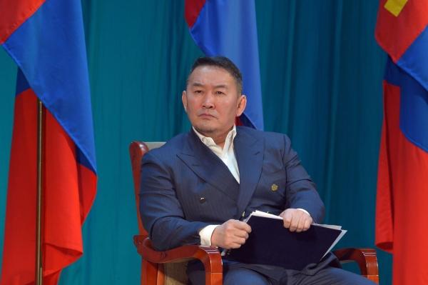 Ерөнхийлөгч Өмнөговь, Дундговь аймгийн иргэдтэй уулзана