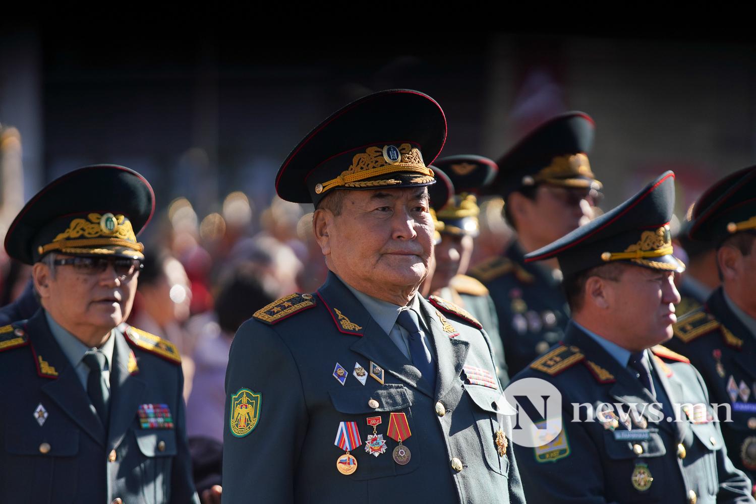 МУ-д генерал цол бий болсны 76 жилийн ойд (6 of 47)