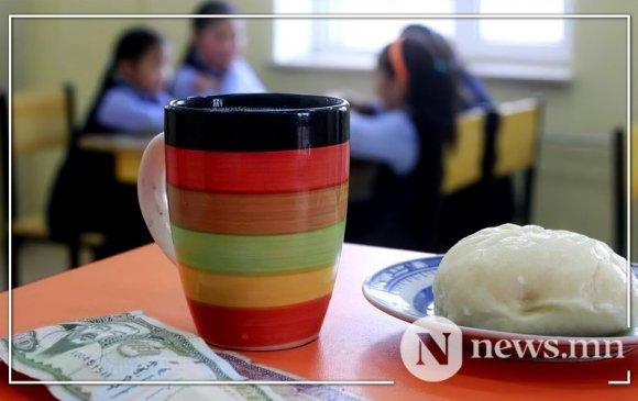 """""""26 сургууль """"Үдийн цай""""-нд сурагчдад хөрсөн хоол өгч байсан"""""""
