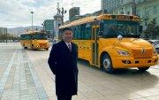 """Г.Мөнхбаатар: """"Хүүхдийн автобус"""" асар том хариуцлагатай ажил"""