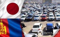 НҮБ: Монгол бол хуучин япон машины хамгийн том импортлогч