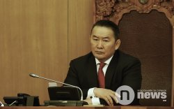 Ерөнхийлөгч Шүүхийн тухай хуульд хэсэгчилсэн хориг тавилаа