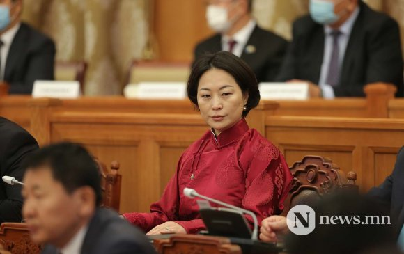 """Парламент дахь """"Мацагтан Монгол"""""""