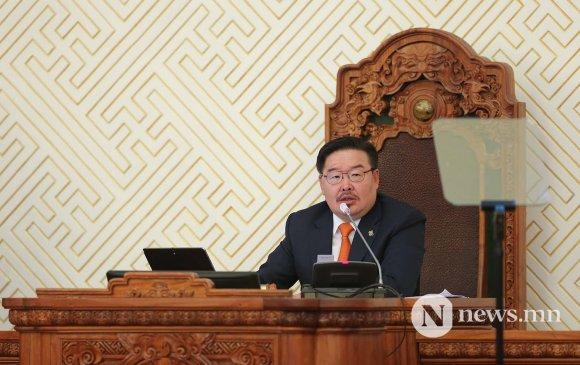 Монголын парламент цахим тогтолцоонд шилжлээ
