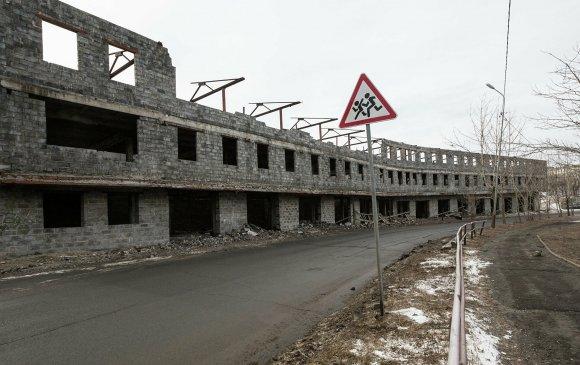 Орост 63 мянган дуусаагүй барилга байна