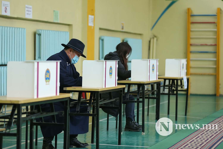 сонгууль Монгол Улсын Ерөнхийлөгч Х. Баттулга (10)