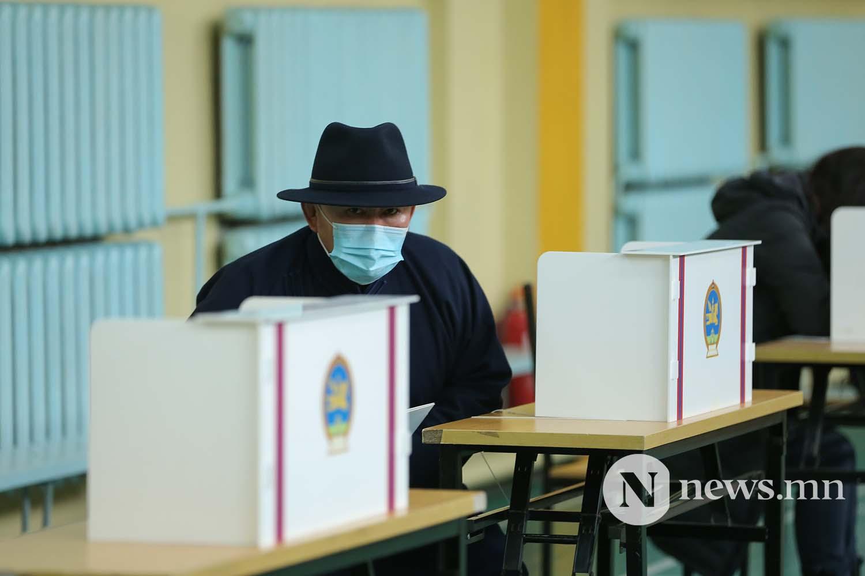сонгууль Монгол Улсын Ерөнхийлөгч Х. Баттулга (11)