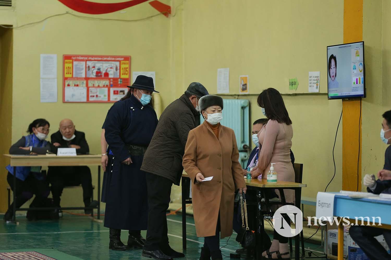 сонгууль Монгол Улсын Ерөнхийлөгч Х. Баттулга (2)