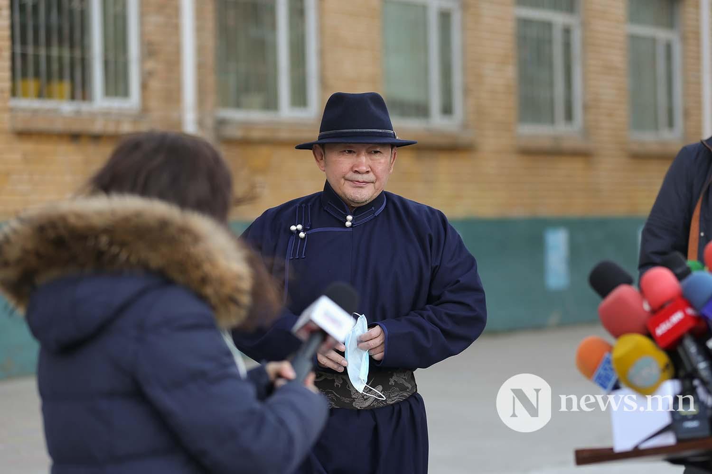 сонгууль Монгол Улсын Ерөнхийлөгч Х. Баттулга (20)
