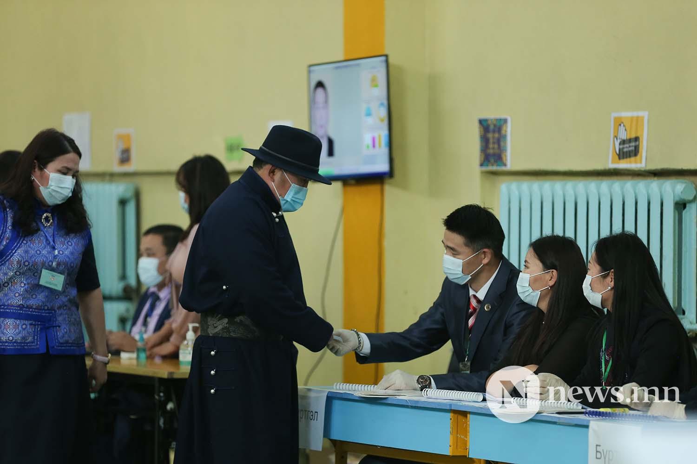 сонгууль Монгол Улсын Ерөнхийлөгч Х. Баттулга (4)