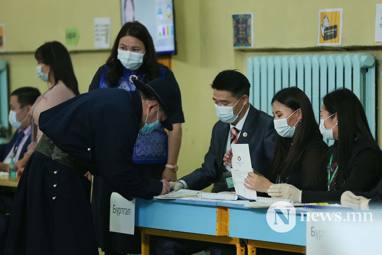 сонгууль Монгол Улсын Ерөнхийлөгч Х. Баттулга (5)