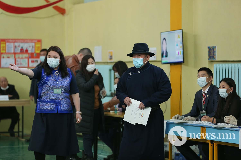 сонгууль Монгол Улсын Ерөнхийлөгч Х. Баттулга (6)