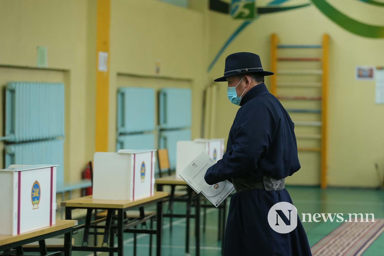 сонгууль Монгол Улсын Ерөнхийлөгч Х. Баттулга (7)