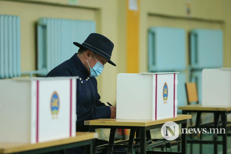 сонгууль Монгол Улсын Ерөнхийлөгч Х. Баттулга (8)