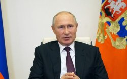 Путин: Оросыг эсэргүүцэж хэлсэн Жо Байдений үг бүрийг тэмдэглэж авсан