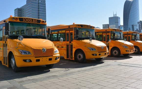 Сурагчдад олон улсын стандартад нийцсэн автобус үйлчилнэ