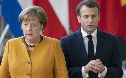 Францад орон даяар, Германд хэсэгчлэн хөл хорив