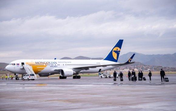 Монгол Улсаас АНУ-руу шууд нислэг үйлдэх боломжтой гэдгийг дурджээ