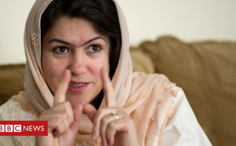 Афган эмэгтэй Нобелийн энх тайвны шагналд нэр дэвшив