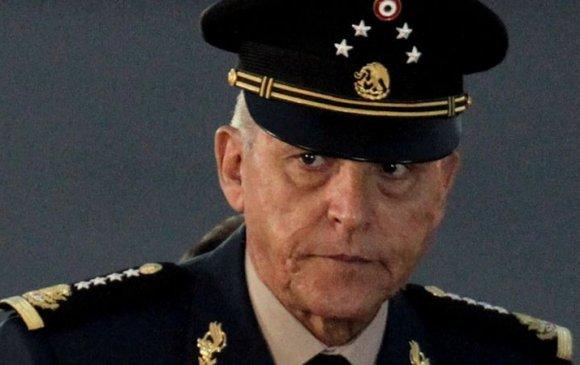 Мексикийн генерал АНУ-д хар тамхи хэргээр яллагдав