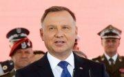 Польшийн Ерөнхийлөгч коронавирусийн халдвар авчээ