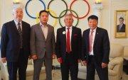 Монголын хоккейн домог олимпийн одонгоор шагнуулав