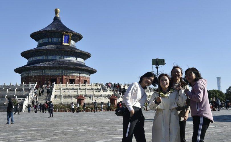 """Хятадын хагас тэрбум хүн """"өш авах"""" аялалд гарчээ"""