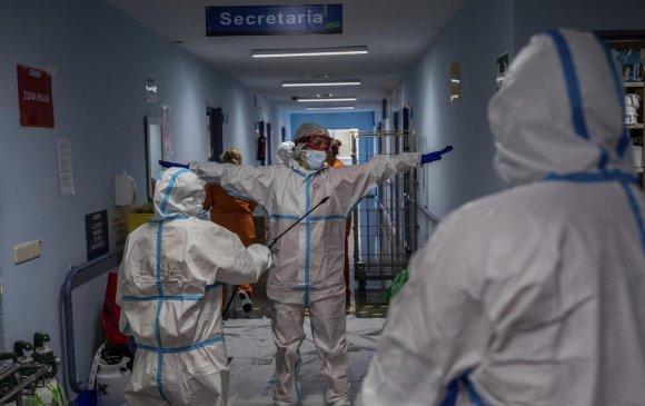 Халдварын тоо сая давсан Баруун Европын анхны улс Испани болов