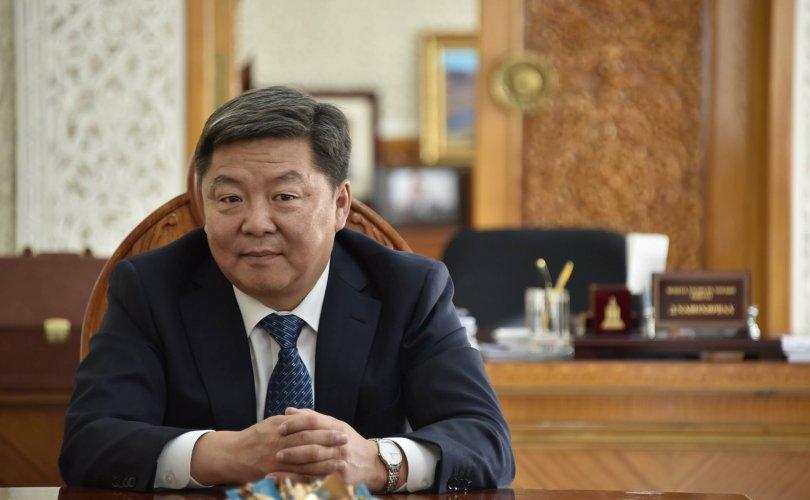 """""""Эрдэнэс Монгол""""-ын захирлаар Д.Хаянхярвааг томилно"""