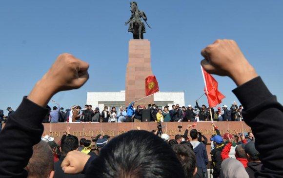 Киргизстанд онц байдал тогтоолоо
