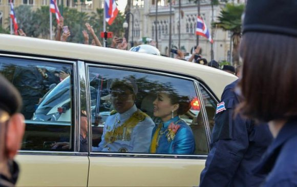 Тайландын хатны биед халдахыг завдсан хэргээр бүх насаар нь хорино