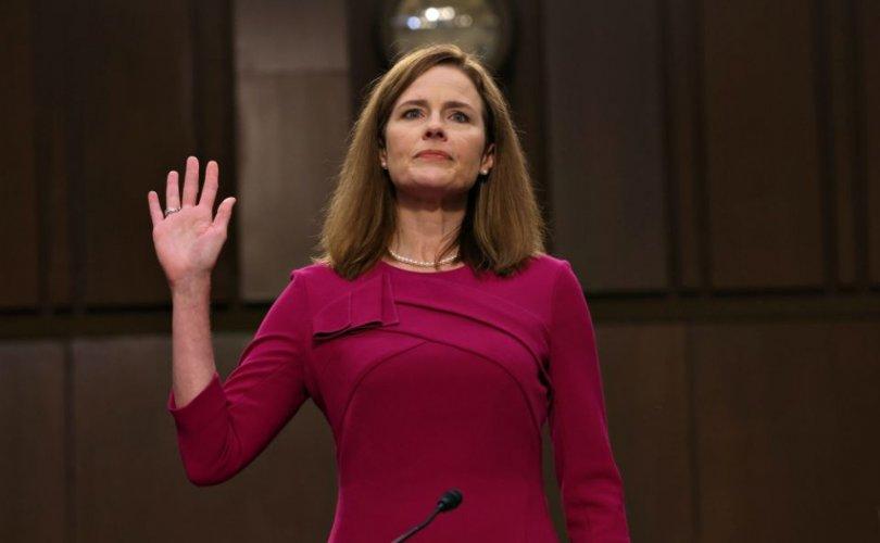 АНУ: Дээд шүүхийн шүүгчээр Эми Конни Барреттийг томиллоо