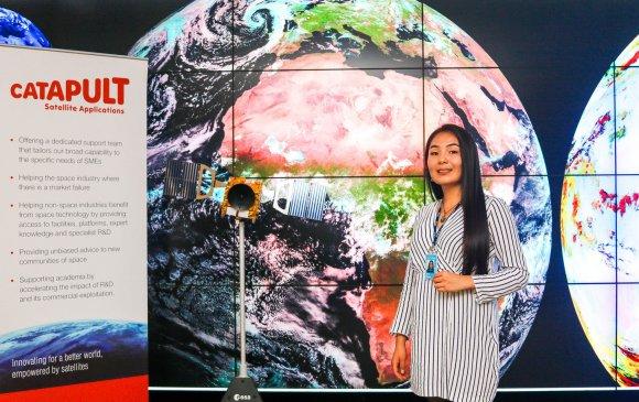 Их Британийн шилдэг 10 залуу судлаачийн нэг Монгол бүсгүй