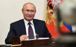 Путины 68 насны төрсөн өдөр тохиож байна