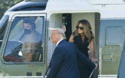 Трамп эхнэрээ өөр эмэгтэйгээр орлуулсан гэх цуурхал газар авав