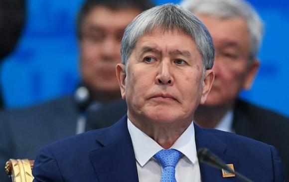Киргизийн экс Ерөнхийлөгч өлсгөлөн зарлажээ