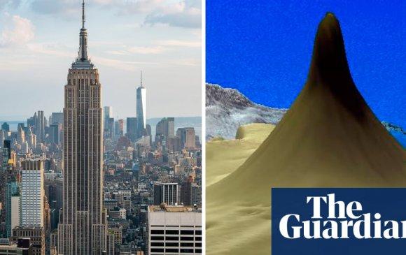 Австралийн эрдэмтэд 500 метр өндөр шүрэн хад илрүүлжээ
