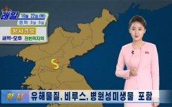 БНАСАУ: Хятадын шар шороон шуурга коронавирус тээж байж магадгүй