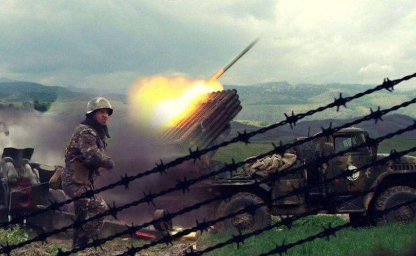Нагорно-Карабахын зөрчлийн цаадах хүчний тоглолт