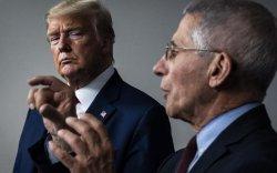Трамп: Фаучигийн үгийг сонссон бол 500 мянган хүнээ алдах байлаа