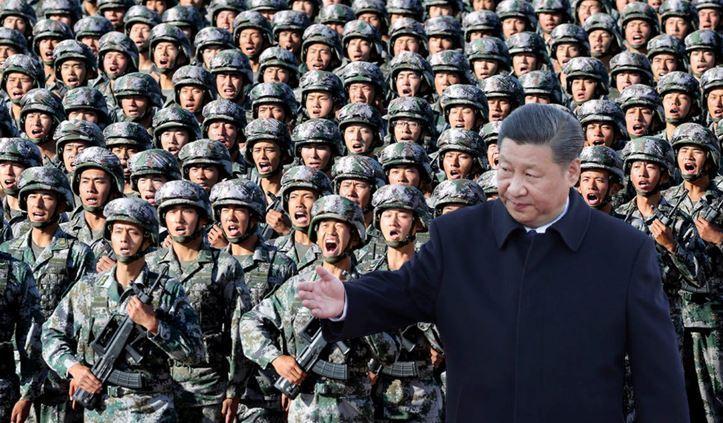 Ши Жиньпин дайнд бэлэн байхыг цэргүүддээ уриалав
