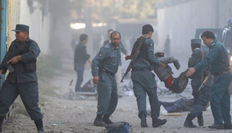 Кабул: Оюутнууд амьдардаг дүүрэгт бөмбөг дэлбэрч, 18 хүн амиа алдлаа
