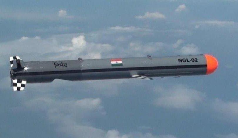 """Энэтхэгийн """"Нирбай"""" далавчит пуужингийн туршилт бүтэлгүйтэв"""
