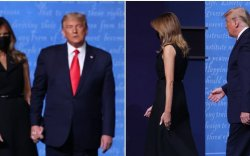 Меланиа Трамп хөтлөлцөхөөс дахин татгалзав