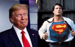 Дональд Трамп өөрийгөө суперментэй зүйрлэв
